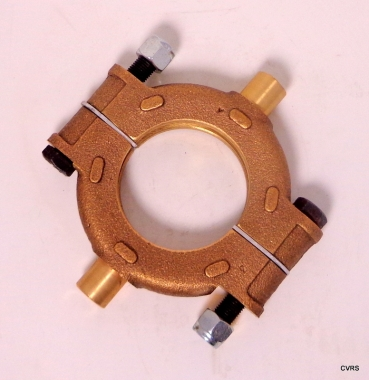 Brass Collar Assy - 7 thru 11 Single Clutch, X117-C8 1