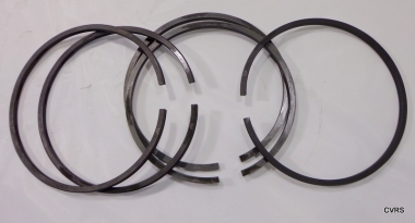 Piston Rings - FM346 - 5R Dlb/Oil, A-6 & B-6-346