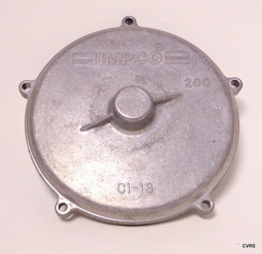 Cover for 200 Carb 1